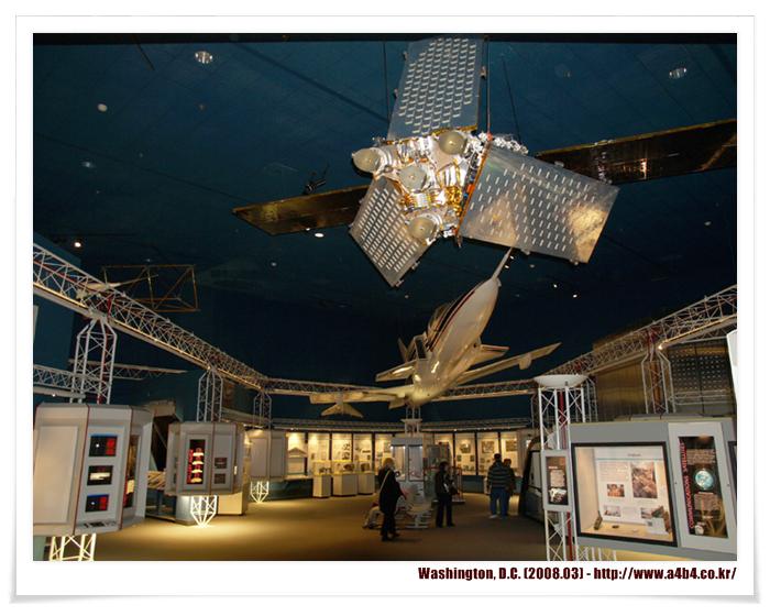 [워싱턴 DC] 우주항공 박물관 (National Air and Space Museum)