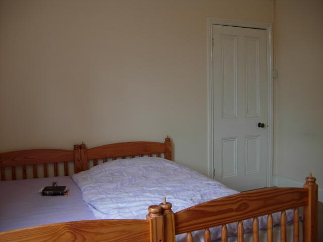 침대와 방문