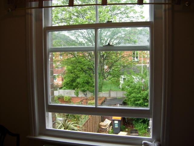 창문 밖 풍경