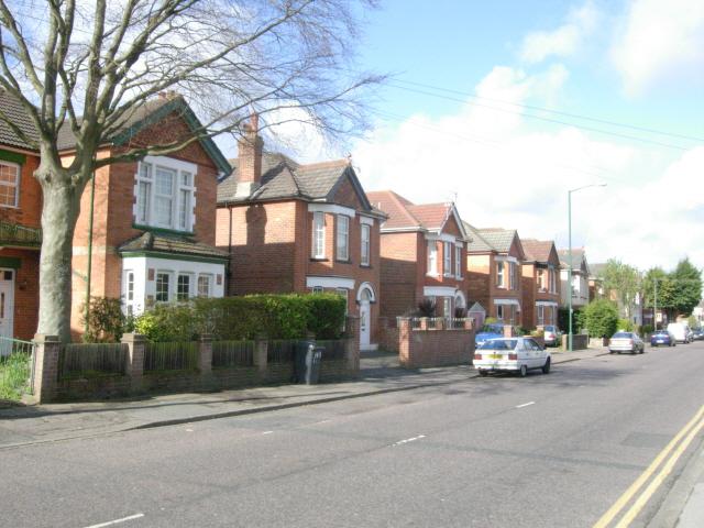 평범한 영국의 집