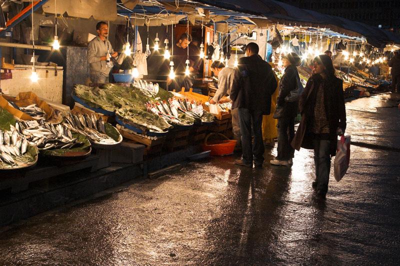 수산물 시장