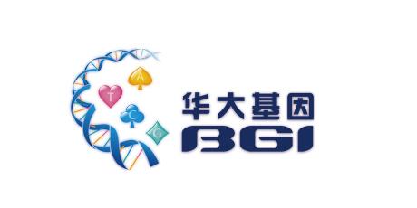 베이징 유전체 연구소 로고 이미지