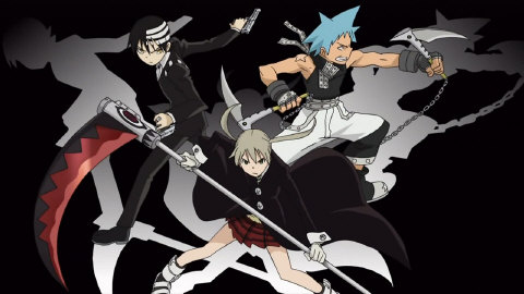 SOUL EATER Wallpaper for PSP 11
