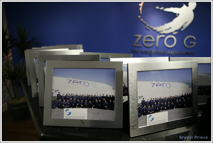 [ CES 2008 Day 5 ] Project Zero-G