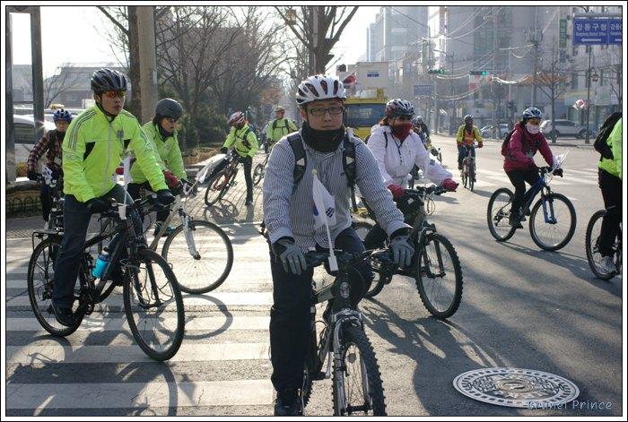 [Riding] 2008. 3.1  Tour de Seoul