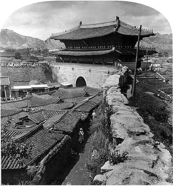 조선시대 숭례문
