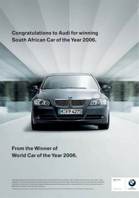 From BMW to Audi