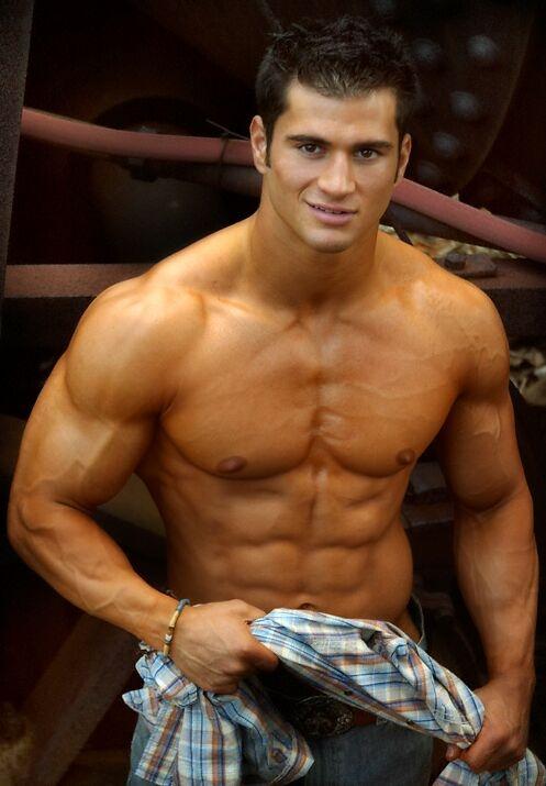 【skin index】Men,Muscle And :: Kraig Feldman