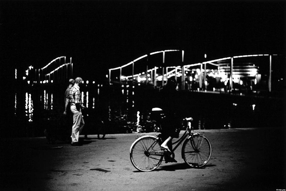 밤의 산책 Nightwalk