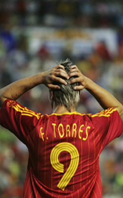 Fernando José Torres Sanz - Club Team Collection