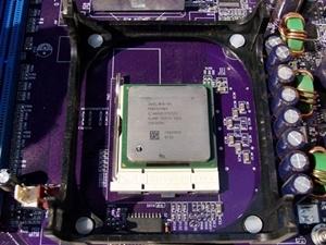 펜티엄4 프레스캇 CPU