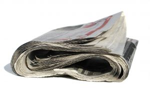 신문 이미지