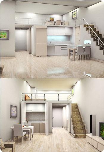 Korean Bedroom Interior