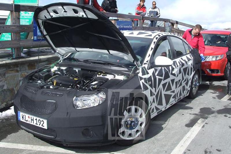 2009 Chevrolet Nubira