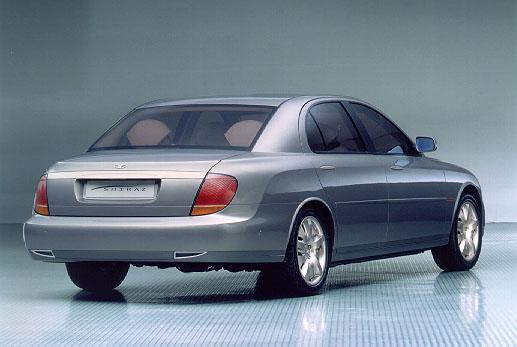 Daewoo Shiraz Concept